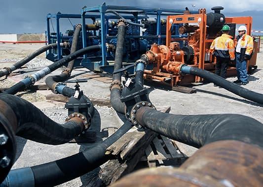 pipeline service